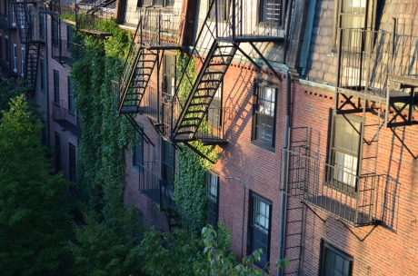 Beacon Hill Brownstone