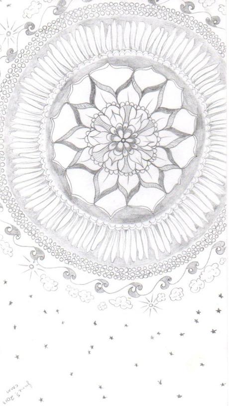 Symmetry Doodle