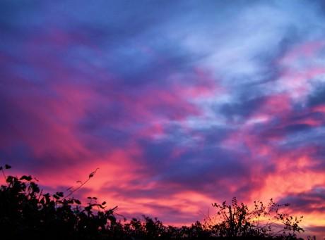 Pastel Sky by karalegal Wunderground